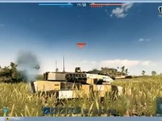 止战之伤:解说)最后一炮-豹2A7-陆战之王的巅峰