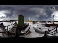 空客将360度全景摄像头绑在Maxus 9火箭上