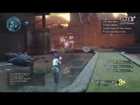 TGS 2017-《刀剑神域:夺命凶弹》PS4演示(1)
