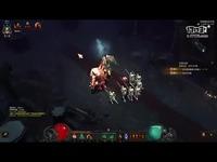 暗黑破坏神III 新英雄亡灵法师赛季模式实况录像