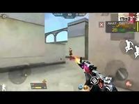 CF手游- 教你怎么样使用AK压枪, 喜欢玩AK的小伙