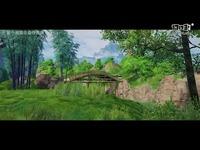 《剑网3》重制版阵营场景开发中画面首爆