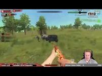 开发者直播《H1Z1》忘关隐身工具 被玩家喷开挂