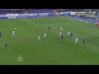 1718赛季意甲联赛第6轮集锦佛罗伦萨VS亚特兰大
