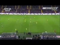 1718赛季意甲联赛第9轮集锦乌迪内斯VS尤文图斯