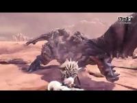奇游联机加速器:《怪物猎人世界》新预告片