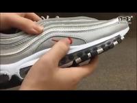 耐克max97 OG大气垫 终极开箱测评
