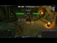 魔兽世界7.3.5安静一键宏dht复仇宏演示实测视频