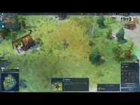 Northgard,北境之地游戏宣传片