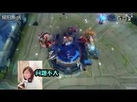 王者荣耀大仙解说 李白超级强击杀教师