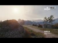 《坦克世界》1.0更新前后画面比较