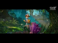 《我的恐龙》首部OP宣传CG