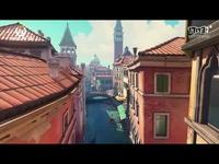 《守望先锋》全新地图——里阿尔托现已上线