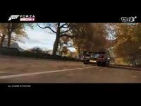 《极限竞速:地平线4》E3预告,车美|奇游加速器