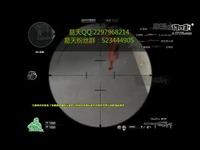 易天:个人竞技M200甩狙秀,全程爆炸