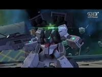 《敢达争锋对决》机体介绍视频——德天使敢达