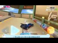 QQ飞车手游一号公路极速车神K神1分13秒最快跑法