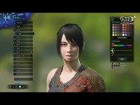 《怪物猎人世界》日系美少女捏脸 奇游加速器