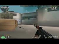 轩少:精彩AK演绎残血钢枪!