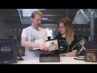 《魔兽世界》8.0争霸艾泽拉斯典藏版开箱视频