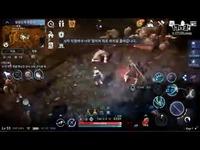 《黑色沙漠》手游驯兽师试玩视频3