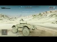 《战地5》新地图沙漠