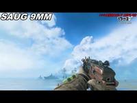 《使命召唤15:黑色行动4》全武器声音展示