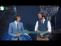 【中字】入围赛DAY2 EDG vs INF英文台赛后复盘