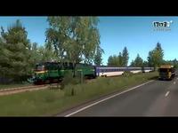 《欧洲卡车模拟2》波罗的海彼岸DLC预告|奇游