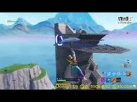《堡垒之夜》惊现玩家自建地图