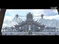 《古剑奇谭网络版》资料片新地图剑鸣谷曝光