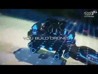 drone - trailer
