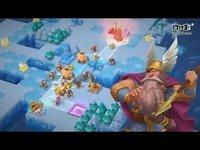 众神塔防:神话保卫战 游戏演示