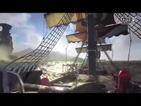 《ATLAS》方舟厂商海盗冒险游戏新宣传片|奇游