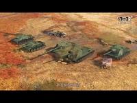 《坦克世界闪击战》5.8更新 C系坦歼登场!