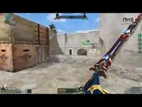 生死狙击花圣解说:强袭沙鹰能替代恶灵骑士的枪