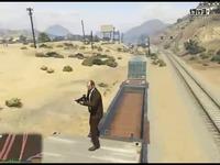 三男一犬,射擊練習/火車